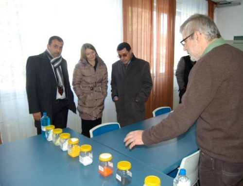 High guests from Kingdom of Jordan have visited POLIEX factory