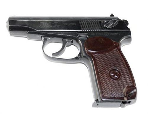 Makarov traumatic gun